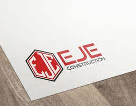 vladspataroiu tarafından Design a Logo for EJE construction için no 32