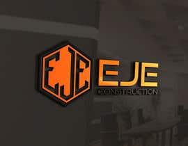 Nro 77 kilpailuun Design a Logo for EJE construction käyttäjältä vladspataroiu