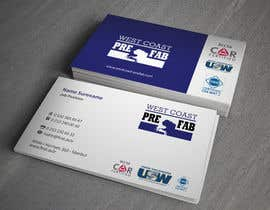 toyz86 tarafından Design a Business Card Template for WCPF için no 16