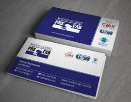 toyz86 tarafından Design a Business Card Template for WCPF için no 25