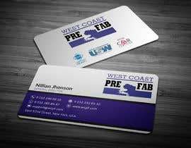 anikush tarafından Design a Business Card Template for WCPF için no 48
