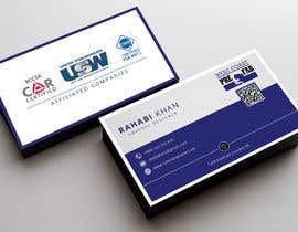 #13 untuk Design a Business Card Template for WCPF oleh Nahidrahman19