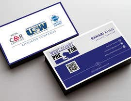 #50 untuk Design a Business Card Template for WCPF oleh Nahidrahman19