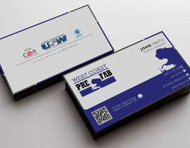 #61 untuk Design a Business Card Template for WCPF oleh Nahidrahman19