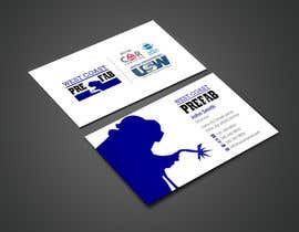 #44 untuk Design a Business Card Template for WCPF oleh einsanimation