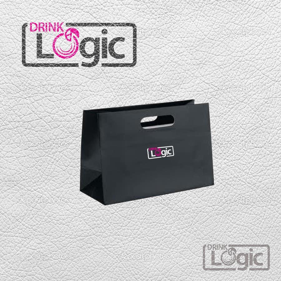 Konkurrenceindlæg #298 for Design a Logo for company name: Drink Logic