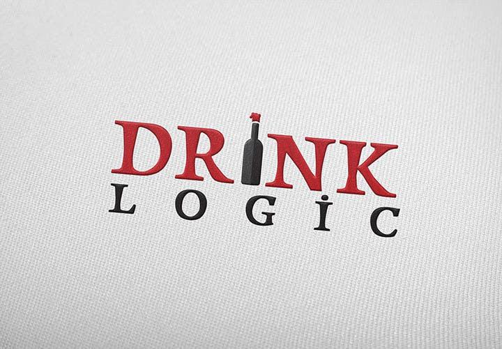 Konkurrenceindlæg #2 for Design a Logo for company name: Drink Logic