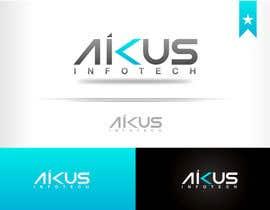 Nro 4 kilpailuun Design a Logo for Aikus Infotech käyttäjältä imdadkhan