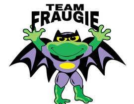#9 for Batman Frog (aka BatFrog) Logo for a Tough Mudder Event by tjayart
