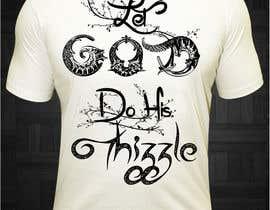 sauravarts tarafından Design a T-Shirt (Typography) için no 30