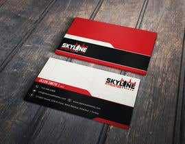 Nro 32 kilpailuun Design some Business Cards and Letter Head for Skyline Athletes LLC käyttäjältä Fgny85