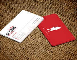 #21 for Design some Business Cards and Letter Head for Skyline Athletes LLC af einsanimation
