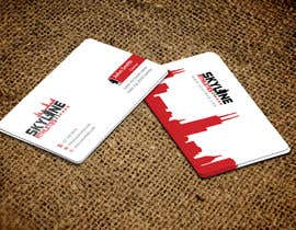 #26 untuk Design some Business Cards and Letter Head for Skyline Athletes LLC oleh einsanimation