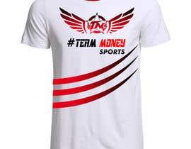 adobe07 tarafından Design a T-Shirt for Sports Company için no 36