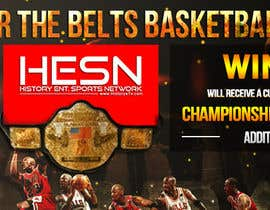#26 for Design a Banner Logo for My Up & Coming Basketball Event by ducdungbui