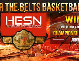 #27 for Design a Banner Logo for My Up & Coming Basketball Event by ducdungbui