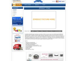 #4 para Design an ebay Template for our eBay store & listings (Themed to our business) por a2zdesignstore