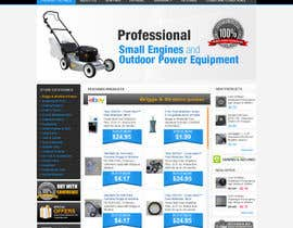 #7 para Design an ebay Template for our eBay store & listings (Themed to our business) por iNoesis
