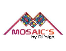 Nro 11 kilpailuun Design a Logo for a Mosaic Company käyttäjältä fezibaba