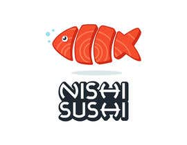 #65 cho Sushi Delivery and Catering Logo Design bởi zelleneguanlao