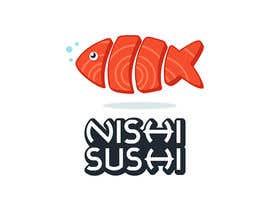 zelleneguanlao tarafından Sushi Delivery and Catering Logo Design için no 65