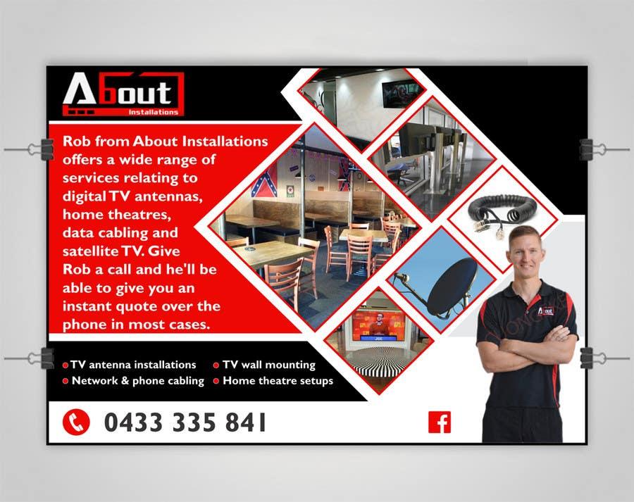 Penyertaan Peraduan #5 untuk Design a print advertisement