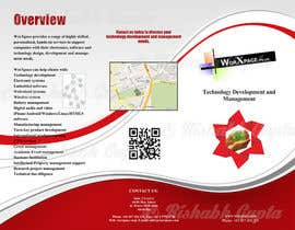 #13 for WorXpace Trifold 2013 by rishi269