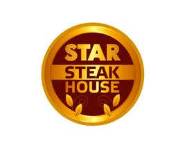 nº 46 pour Design a Logo for steak house. par atikur2011
