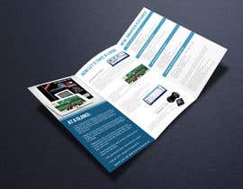 #3 for Design a professional tri-fold product flyer by Neruna