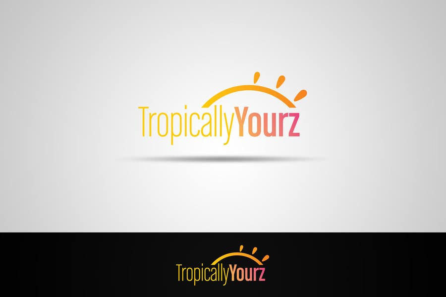 Kilpailutyö #45 kilpailussa Design a Logo for Tropically Yours Vacations