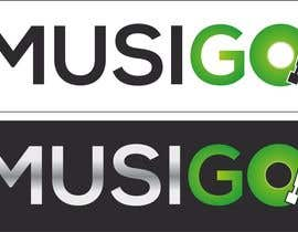 #59 for Design a Logo for musigo by nastxp