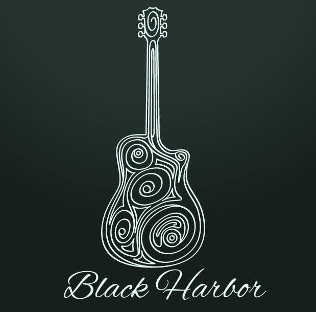 Konkurrenceindlæg #19 for Design a Logo for a Guitar Strings company called Black Harbor.