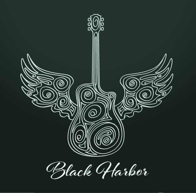 Konkurrenceindlæg #21 for Design a Logo for a Guitar Strings company called Black Harbor.