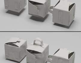 #3 for NASA Challenge: Develop 3D Models for Robonaut Simulation-Small Soft Goods Box af samar9