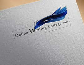 #55 cho Design a Logo for Online Writing College! bởi sagarjadeja