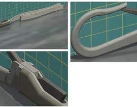 Nro 26 kilpailuun NASA Challenge: Develop 3D Models for Robonaut Simulation-EVA Grapple Hook käyttäjältä rickq