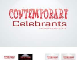 mrprogrammer1973 tarafından Design a Logo for Contemporary Celebrants için no 24