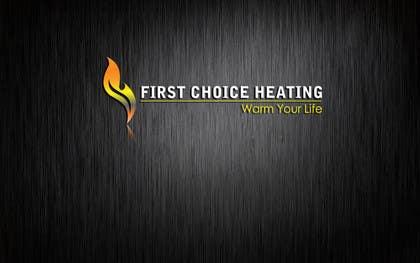 Nro 16 kilpailuun Design a Logo for First Choice Heating käyttäjältä rajkumar3219