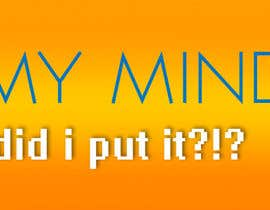 "#25 para Banner Design for Online Magazine about ""My Mind"" por punterash"