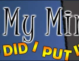 "#8 pentru Banner Design for Online Magazine about ""My Mind"" de către rlmkbaker"
