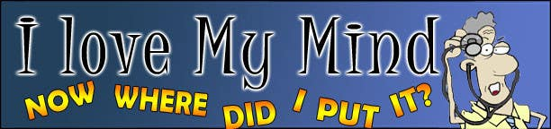 """Contest Entry #18 for Banner Design for Online Magazine about """"My Mind"""""""