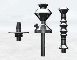 #54 for Design an Aluminum Hookah - Easy money af joeysiwatewintra