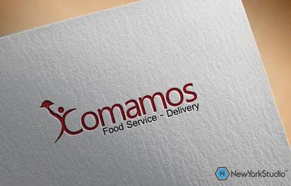 #145 untuk Design a Logo for an Food Service/Delivery Company oleh SergiuDorin