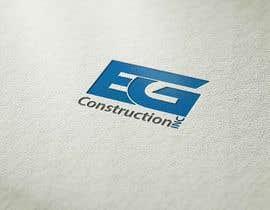 unumgrafix tarafından Design a Logo for EG Construction Inc için no 7