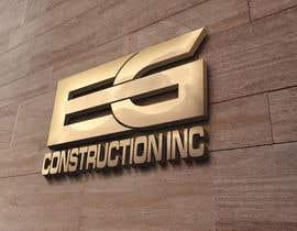 #14 untuk Design a Logo for EG Construction Inc oleh james97