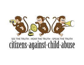 #30 for Design a Logo for citizens against child abuse by andreealorena89