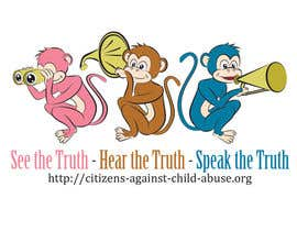 #42 for Design a Logo for citizens against child abuse by andreealorena89