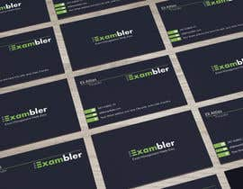 #8 untuk Design some Business Cards for Exambler oleh rathar