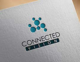 #77 for Design a Logo for Connected Vision af reeyasl