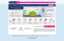 Graphic Design Entri Peraduan #29 for Design a Website Mockup for www.wonderfullweb.nl